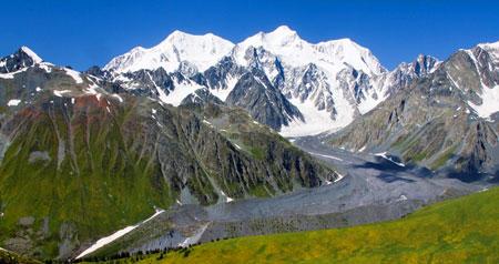 Кусочек Швейцарии на Алтае - Белокуриха