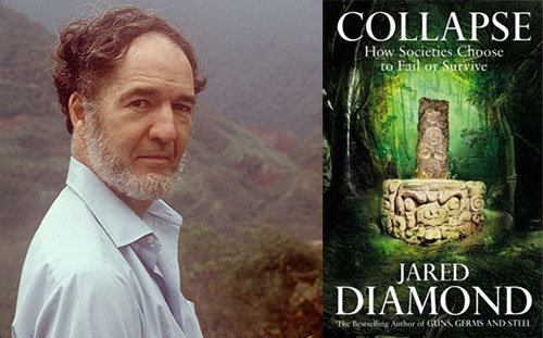jared diamonds thesis in collapse Enjoy the best jared diamond quotes at brainyquote quotations by jared diamond, american author, born september 10, 1937 share with your friends.