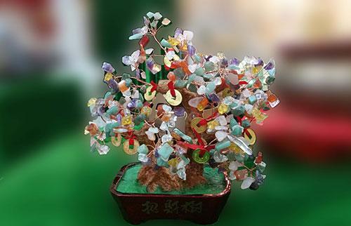 Бумажное дерево из купюр своими руками