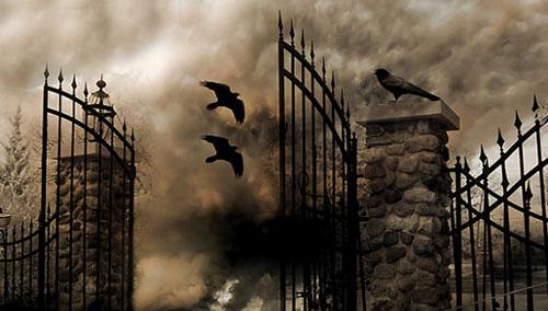 Особенности обрядов с кладбищенской землей. Как защититься и нанести ответный удар?   Vorota