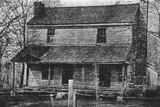 Дом семьи Белл