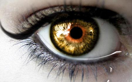 эфирное зрение