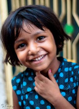 девочка индии