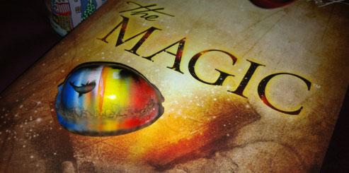 Книга «Магия» от Ронды Берн