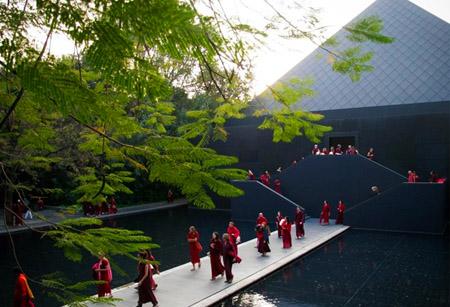 медитационный центр Ошо