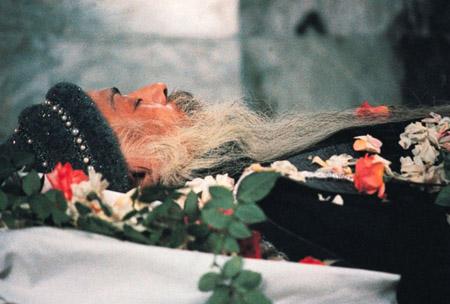 смерть Ошо