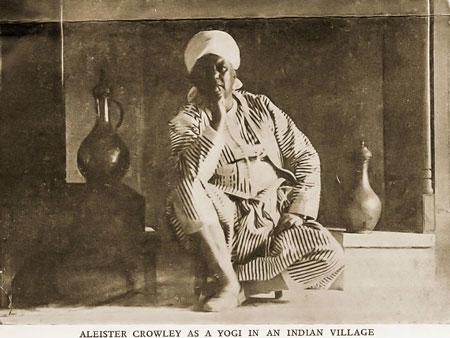 алистер в индии