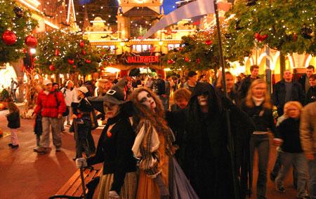 хэллоуин германия