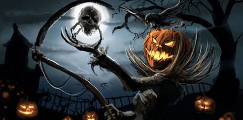 Как празднуют Хэллоуин