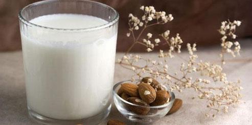 рецепт миндального молока
