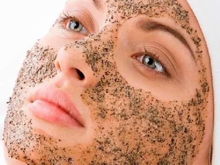 черная соль для кожи