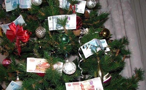 финансовая елка