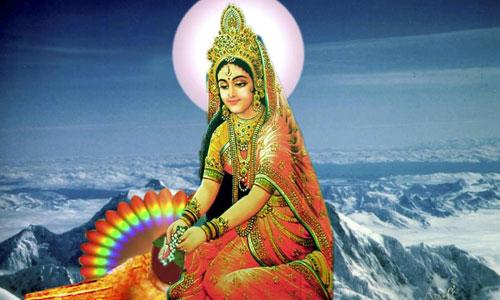 богиня Парвати