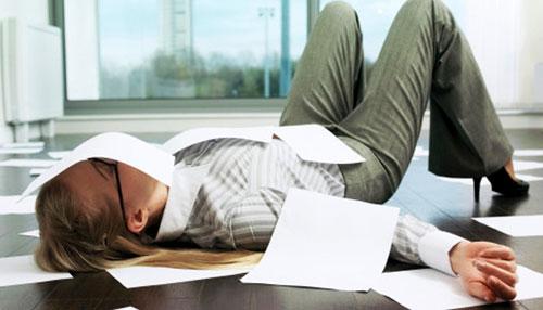 ленивый трудоголик