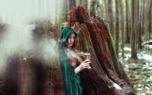 ведьма румынии