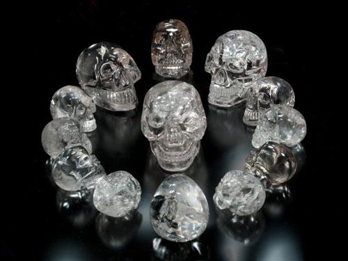Хрустальные черепа