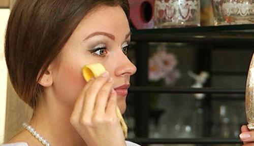 кожура банана в косметологии