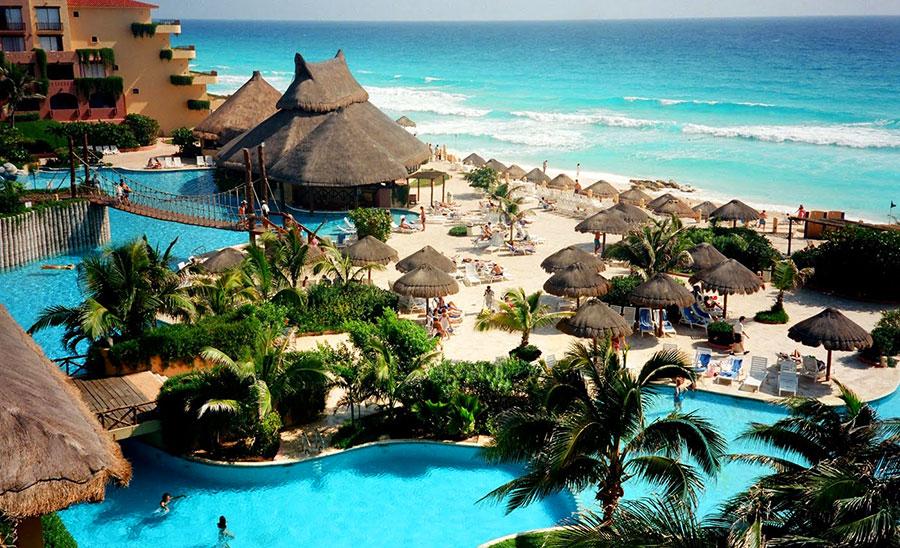 Отдых в городе Канкун