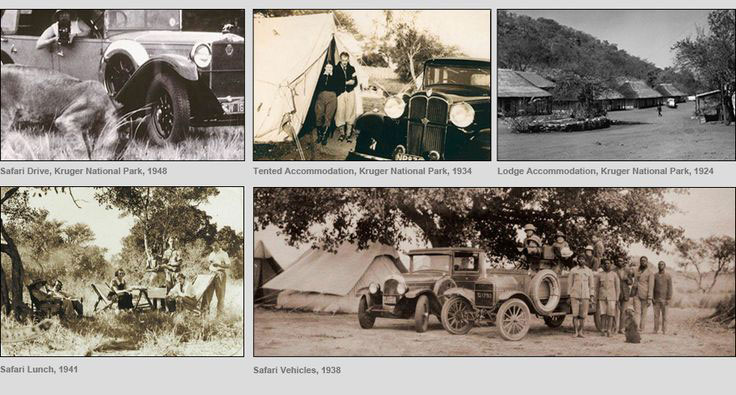 История национального парка Крюгер