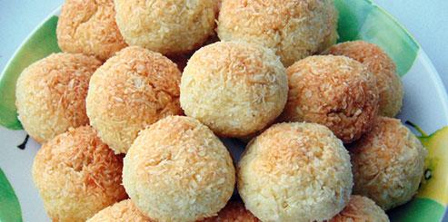 Рецепт печенья Кокосанка