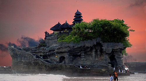 Бали Храм Улувату