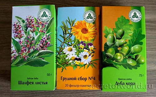 Лекарственные травы от бессонницы