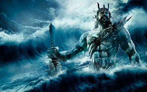 Зевс затопил Атлантиду
