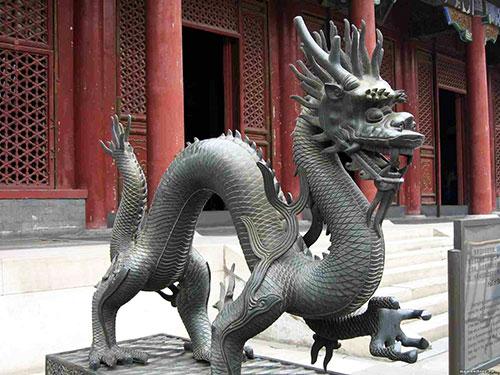Драконы Китая