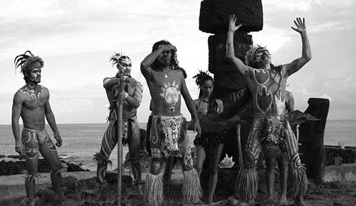 Рапануйцы