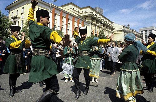 Жители Северного Кавказа