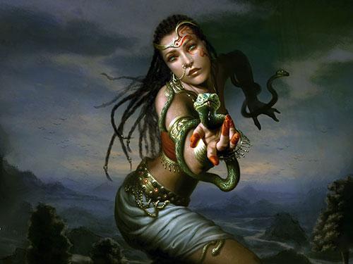 змеи в мифологии