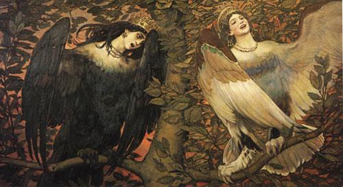 Сирена-птица