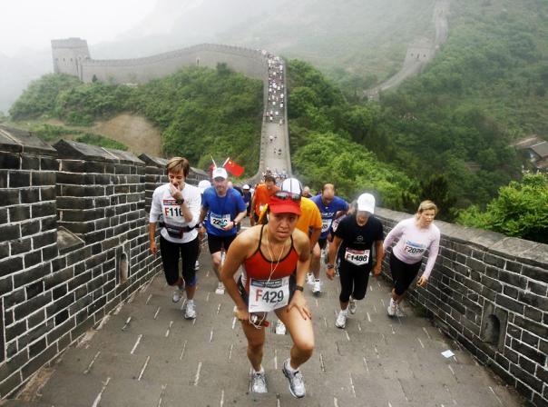 Марафон на Великой Китайской стене