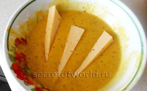 сыр в кляре