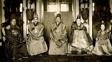 династия Чосон