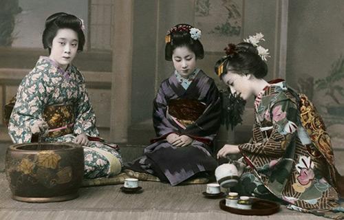 Тядо - искусство чаепития