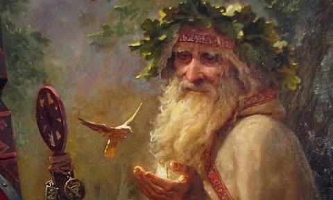 Древние волхвы