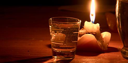 Гадание на исполнение желания с водой и маслом