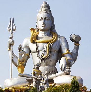 Божество Шива