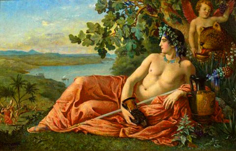 Дионис из Греческого пантеона
