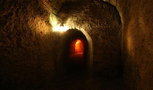 тоннели под замком