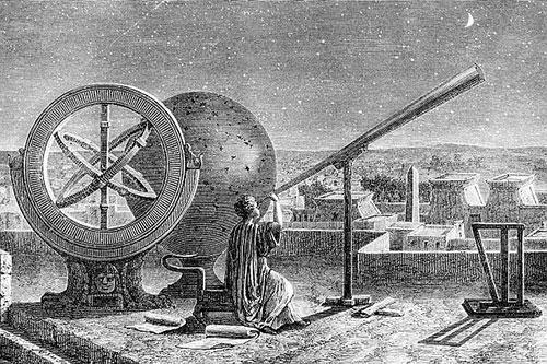 Древнегреческая астрономия