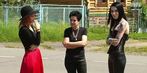 Экстрасенсы ведут расследование: Мэрлин Керро, Элона Новоселова и великолепная Елена Голунова (от 18.03.17)