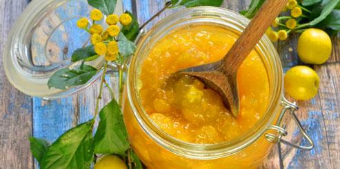 Варенье из тыквы, апельсина и лимона