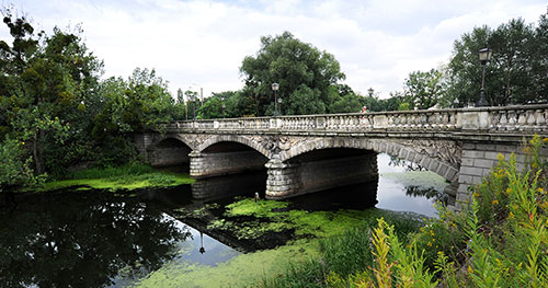 Олавский мост во вроцлаве