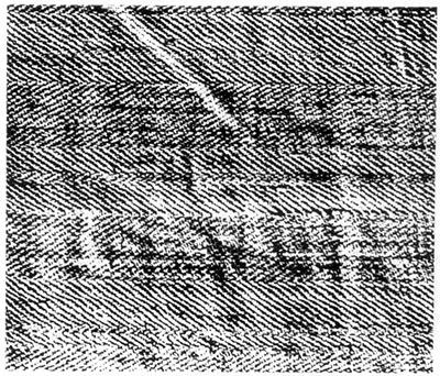 ткань античного плетения елочкой