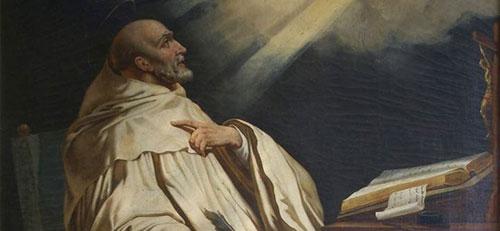 Святой Бернардин из Клерво