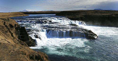 Водопад Аегиссуфосс