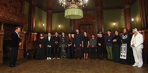 Участники 18 битвы экстрасенсов