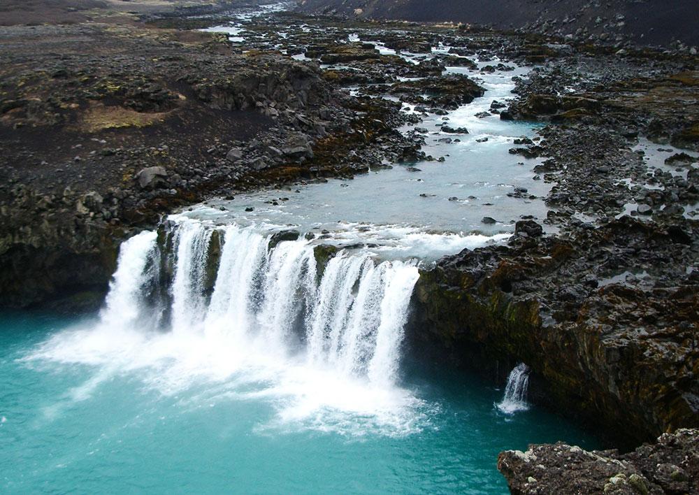 Водопад Тьоуфафосс